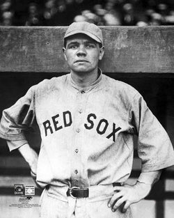 "Babe Ruth ""Red Sox Classic"" (c.1918) Premium Poster Print - Photofile Inc."