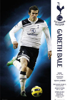 "Gareth Bale ""Superstar"" - GB Eye (UK) 2010/11"
