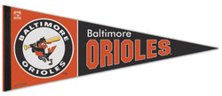 Baltimore Orioles Cooperstown Collection 1960s-80s-Style Premium Felt Pennant - Wincraft