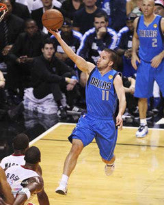 "J.J. Barea ""Phenomenon"" (2011) Dallas Mavericks Premium Poster Print - Photofile 16x20"