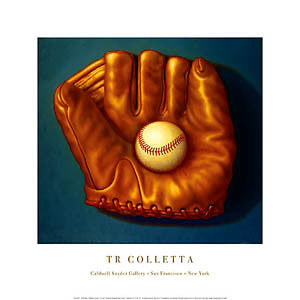 """Antique Baseball Glove"" - Image Conscious 2004"
