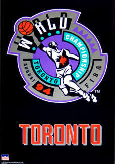 FIBA World Basketball Championships 1994 Official Poster