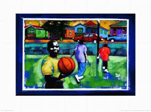 """The Winner"" Basketball - Paloma Editions 1998"