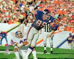 "Mark Bavaro ""Super Bowl XXI Hero"" (1987) New York Giants Premium Poster Print - Photofile Inc."