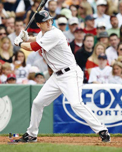 "Jason Bay ""Slugger"" (2009) Boston Red Sox Premium Poster Print - Photofile 16x20"