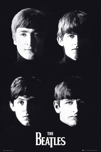 The Beatles With the Beatles Album Cover Poster - GB Eye (UK)