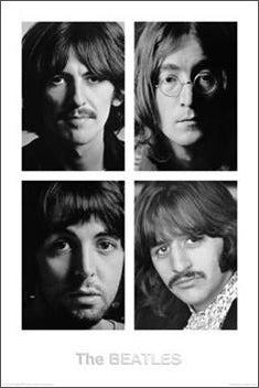 "The Beatles ""White Album Portraits"" - Aquarius Images"