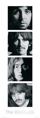 "The Beatles ""White Album Portraits"" (DOOR-SIZED) - Aquarius Inc."