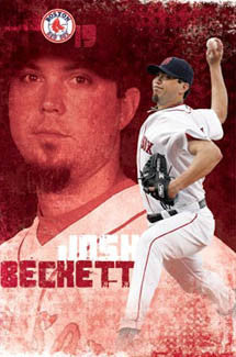 "Josh Beckett ""Flamethrower"" - Costacos 2008"