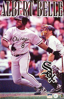 "Albert Belle ""Blast"" - Starline 1997"