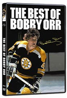 "DVD: ""The Best of Bobby Orr"" - Universal Canada 2006"