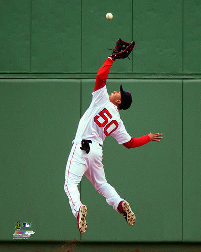 "Mookie Betts ""SuperFly"" Boston Red Sox Premium Poster Print - Photofile 16x20"