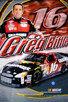 "Greg Biffle ""Superstar"" - Racing Reflections 2005"