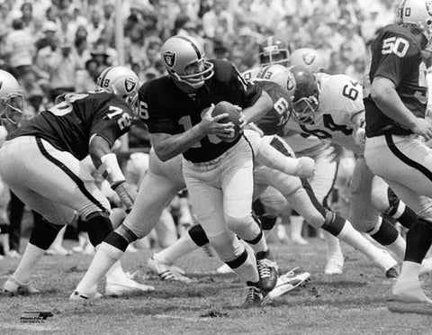 "George Blanda ""Raider Classic"" (c.1970) - Photofile Inc."