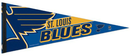 St. Louis Blues Official NHL Hockey Premium Felt Pennant - Wincraft