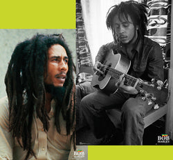 "Bob Marley ""Reggae Genius"" Classic Music 2-Poster Combo Set - GB Eye (UK)"