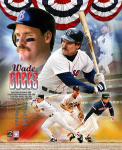"Wade Boggs ""Hall of Fame 2005"" - Photofile Inc."