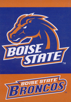 Boise State Broncos Premium 28x40 Banner - BSI Products