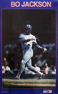 "Bo Jackson ""Home Run"" - Starline Inc. 1987"