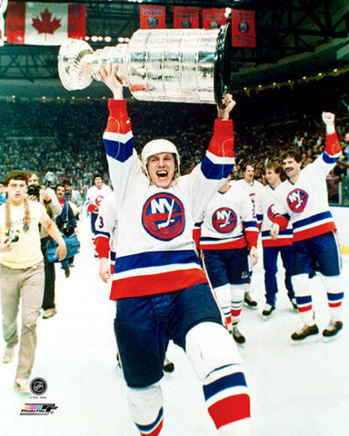 "Mike Bossy ""1983 Cup Classic"" New York Islanders Premium Poster Print - Photofile Inc."