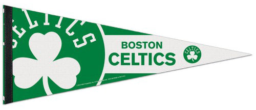 Boston Celtics Basketball Premium Felt Pennant - Wincraft Inc