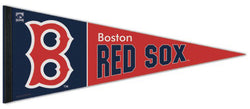 Boston Red Sox Cooperstown Collection 1950s-Style Premium Felt Pennant - Wincraft