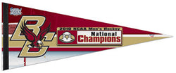 Boston College 2010 NCAA Men's Hockey Champs Premium Pennant - Wincraft