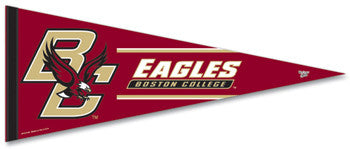Boston College Eagles Premium Felt Pennant - Wincraft Inc.