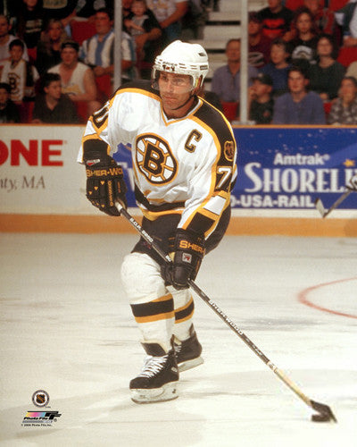 "Ray Bourque ""Classic"" (c.1996) Boston Bruins Premium Poster Print - Photofile Inc."