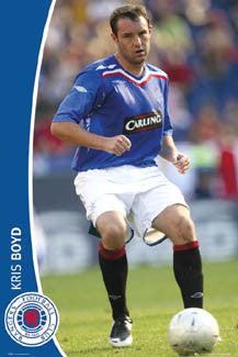 "Kris Boyd ""Superstar"" - GB 2007"
