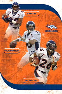 "Denver Broncos ""Super Power"" - Costacos 2003"