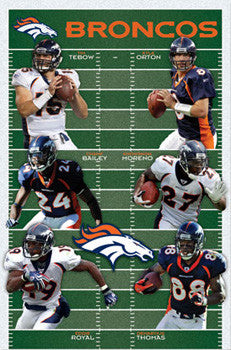 "Denver Broncos ""Super Six"" - Costacos 2010"
