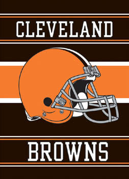 Cleveland Browns Premium Banner Flag - BSI Products
