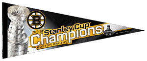 Boston Bruins 2011 Stanley Cup Champions Premium Pennant - Wincraft