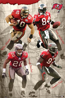 "Tampa Bay Bucs ""Onward Pirates"" - Costacos 2006"
