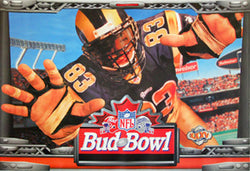 "Super Bowl XXXV (2001) ""Bud Bowl"" Advertising Poster - Anheuser-Busch Inc."