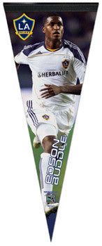 Edson Buddle L.A. Galaxy Premium Felt Collector's Pennant - Wincraft