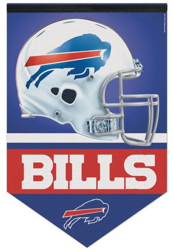 Buffalo Bills NFL Football Premium Felt Wall Banner - Wincraft Inc.