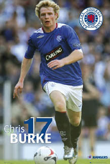"Chris Burke ""Super Action"" - GB 2007"