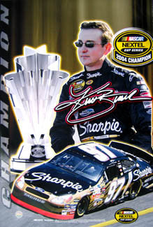 "Kurt Busch ""Champion 2004"" - Racing Reflections"