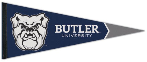 Butler University Bulldogs NCAA Sports Team Logo Premium Felt Pennant - Wincraft Inc.
