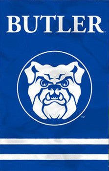 Butler Bulldogs Premium Banner Flag - Party Animal Inc.