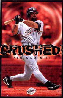 "Ken Caminiti ""Crushed"" - Costacos 1997"