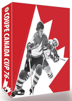 DVD SET: Canada Cup 1976 4-Disc Collector's Edition Set