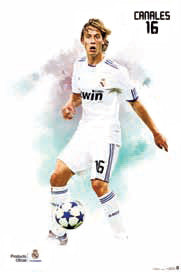 "Sergio Canales ""SuperAction"" (Real Madrid 2010/11) - G.E. (Spain)"