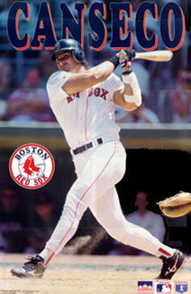 "Jose Canseco ""Red Sox"" - Starline 1995"