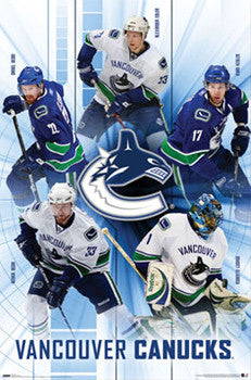 "Vancouver Canucks ""Pentagon"" - Costacos 2009"