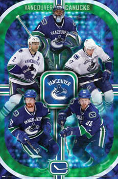 "Vancouver Canucks ""Five Alive"" - Costacos 2008"