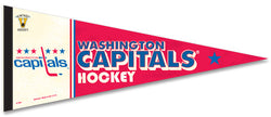 "Washington Capitals ""Vintage Hockey"" (1974-95) Premium Felt NHL Pennant - Wincraft"