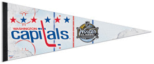 Washington Capitals Winter Classic 2011 Premium Felt Pennant - Wincraft Inc.